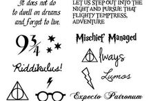 Harry potter tatoveringer