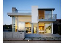 Houses modern decoration
