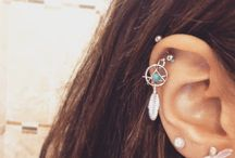 Piercings / Unique piercing combos/jewelry