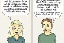 Feminism och så