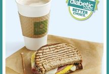 Diabetic Living Better Choice Meals / Diabetic Living BETTER CHOICE™ picks are smarter eating out choices. They may not meet your nutritional needs perfectly, but these winners are the best options when there's no time for breakfast or lunch at home and you need to eat on the run.