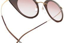 Silhouette sunglasses. ( Okulary przeciwsłoneczne Silhouette )