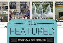 Featured Findery Users / Awesome Findery Users! Follow them for great travel notes!