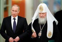 Для любовниц Путина и Патриарха в Кремле строят монастырь!!!