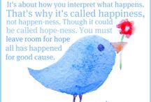 quotes , words of wisdom & things that make me laugh / by Sandy Hazel