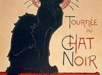 La tournee du chat noir / my blog