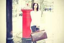 Photo shoots / An album dedicated to my favourite model Lauren Bowcott