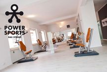 Fitnessbereich Münster Power Sports Fitness Studio / Fitnessbereich Münster Power Sports Fitness Studio / by POWER SPORTS Münster