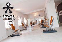 Fitnessbereich Münster Power Sports Fitness Studio / Fitnessbereich Münster Power Sports Fitness Studio
