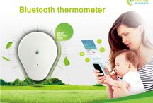 bluetooth thermometer / Bluetooth thermometer. Perfect for kids