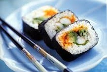 I LOVE SUSHI!!!!!!  / This is simply a collection of different type of sushi.  Sushi is not just a meal, it's an art.