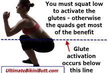 SQUAT WORKOUTS / SQUATS