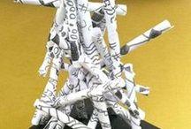 3-d Skulptur