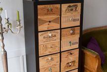 wine cabinet ideas
