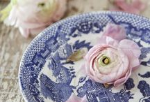 Dinnerware / Elegant China / by Glenda Sexton