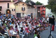 Avvenimenti e persone di Azzate -  Events and people of Azzate / Eventi, feste e particolari ricorrenze