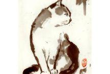 Chinese/Japanese art