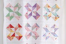 •♥✿♥• Quilting ~ Pinwheels •♥✿♥•