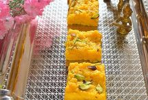 Creative Saga mango recipes / Indian summer is incomplete without mangoes. See various mango dessert recipes which I look forward to make every year!!