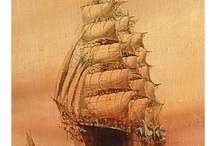 Tall Ships / by Cindy Mincer