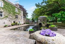 Gorgeous Gardens / Relax in a gorgeous garden - see our homes for sale in Yorkshire.