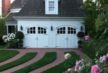 Garage - carriage house / by Denise Lafferty