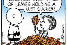 Gotta love Charlie Brown / by Jean Walsh-Baquero
