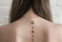 Tatuaje en la espalda
