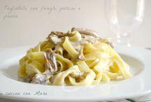 ricette primi / by Giulia Giandonati