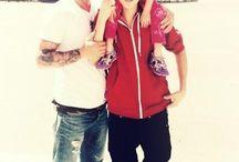 Bieber family. :) / Jeremy,justin,jazmyn. Awsome