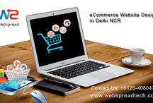 eCommerce Website Design in Delhi NCR / WebSpread Technologies provide eCommerce Website Design and Website Design for you.We will offer best IT Solution of Website Design and Software Development in Delhi NCR, India. More @ http://webspreadtech.com/