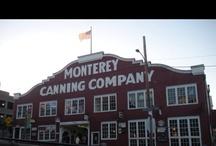 Visit Monterey / by Angie Blake