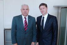 Vizita ministrului delegat pentru relațiile cu românii de peste hotare, Angel Tîlvăr, în Austria / (foto: MAE)