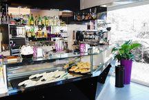 Bar Pasticceria Melaina ( Roma - Italia ) / Bar Pasticceria a Roma in Italia #produzione e #montaggio #arredi, #vetrine e #design http://www.emmellearredamenti.com/project/pasticceria-bar-melaina/