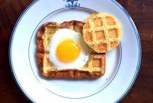 Ricette: Waffles/pancakes e alternative / Cucinare in modo diverse tipo con la macchina dei waffles/cialde