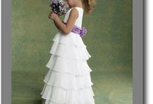 flower girl and ring bearer / by Bella Vista