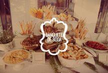 Banquete de la boda / Te presento todo lo que tienes que saber en relación al banquete de la boda.