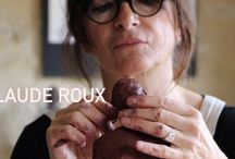 """Inside the Sculptor's Studio - Claude Roux / French artist Claude Roux recently opened her studio to us, and we produced a fascinating short film in our video series spotlighting Sculpturesite Gallery artists: Inside the Sculptor's Studio. Her accompanying solo exhibition, """"La Vie,"""" now on display at Sculpturesite, is Roux's first exhibition in the US."""