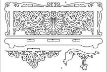fretsaw pattern