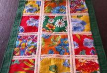 artesanatos em tecidos