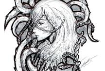 Illustrations / Artwork i have created