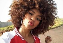 afros hairstyles