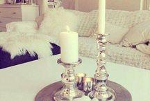 Caffe table decor