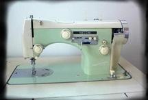 Vintage Sewing Machines that Rock