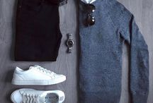 Men's Classic and Minimalistic Fashion
