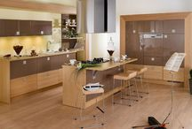 Creative Custom Kitchens Design Ideas For Small Spaces : Design Your Own Kitchen