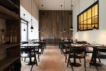 Interior Design / Bar & Cafe & Restaurant