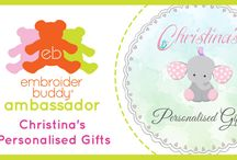 Embroider Buddy Ambassador