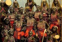 Fon people and kingdom of Dahomey