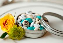 Wedding Favors / Personalized favors to express your thanks to your guests and give them a memento of your big day.